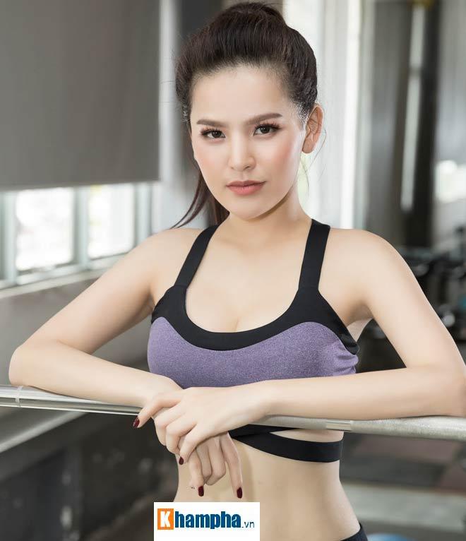 """""""Thánh nữ Mì Gõ"""" Trang Phi nóng bỏng tập gym, lộ chiêu giảm cân sau Tết 2"""