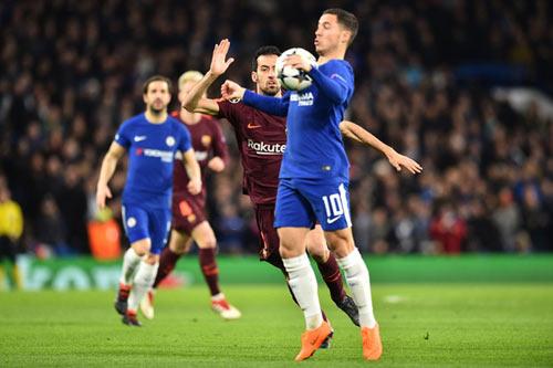 Chi tiết Chelsea - Barcelona: Cuối trận quyết liệt (KT) 22