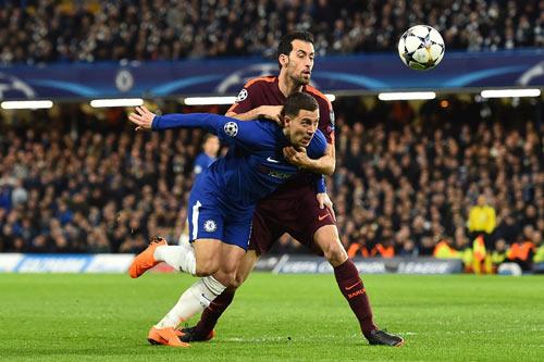 Chi tiết Chelsea - Barcelona: Cuối trận quyết liệt (KT) 19