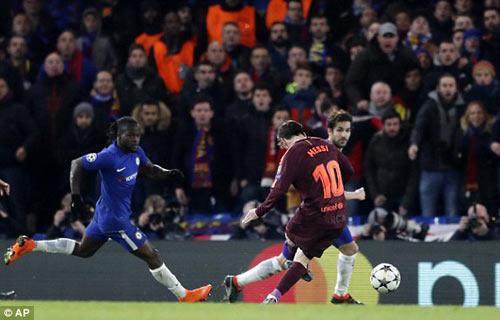 Chi tiết Chelsea - Barcelona: Cuối trận quyết liệt (KT) 25