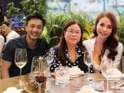 """Ca nhạc - MTV - Cường Đô La """"ra mắt"""" gia đình Đàm Thu Trang"""