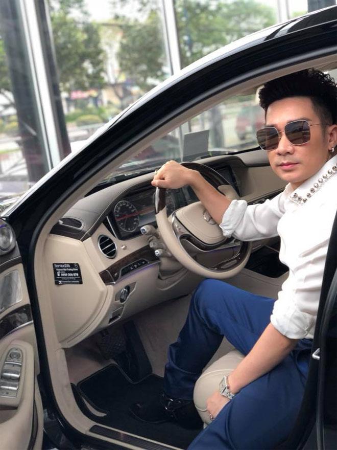 Quang Hà: Sở hữu xe sang 8 tỷ và 5 căn nhà sau gần 20 năm ca hát