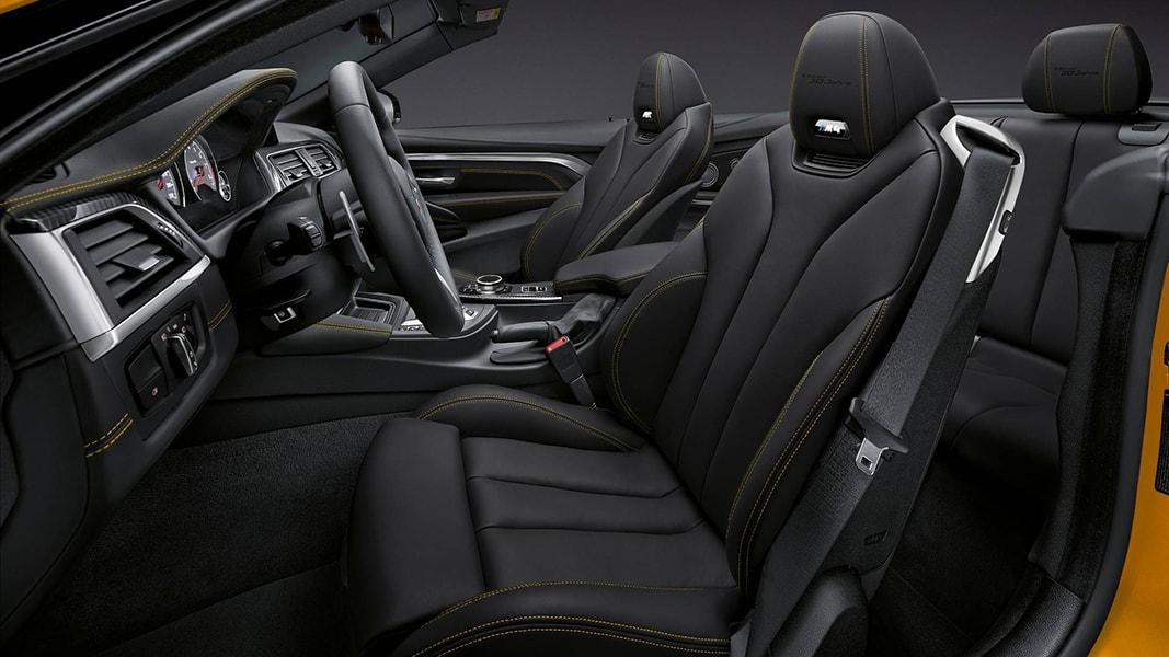 BMW M4 Convertible phiên bản kỷ niệm 30 năm dòng xe mui trần ra đời - 3