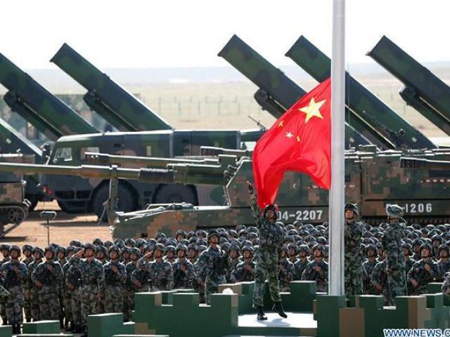 """Những siêu vũ khí hiện đại của TQ khiến Nga, Mỹ """"hoảng hốt"""" - 4"""