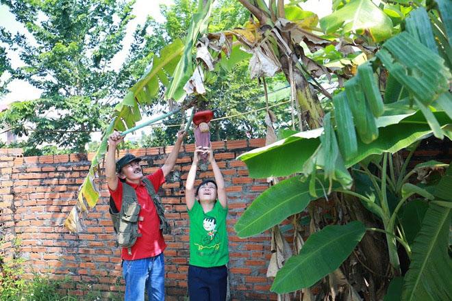 Tại sao Giang Còi bỏ thành thị về quê sống trong khu vườn10.000 m2