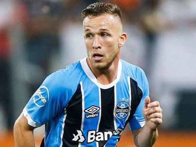 Chuyển nhượng MU: Nẫng tay trên Barca, 50 triệu euro cho Arthur