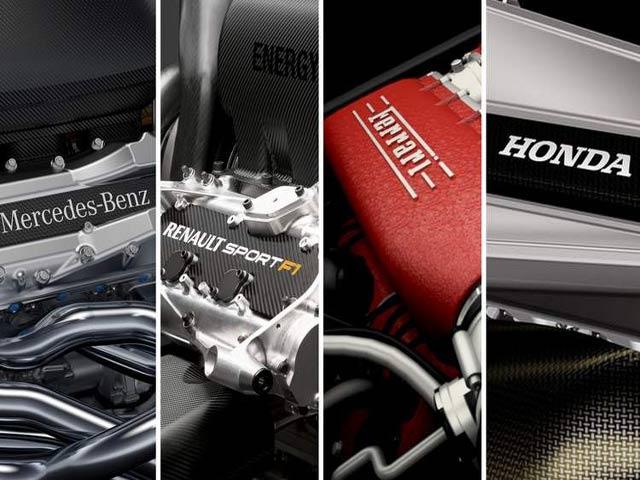 """Đua xe F1, chiến mã mới: Nhanh hơn, """"dai sức"""" hơn 6"""