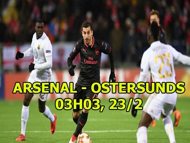 Chi tiết Arsenal - Ostersunds: Thủ môn xuất thần (KT) 4