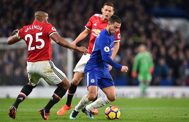 """MU đấu Chelsea: """"Quỷ đỏ"""" từng mua hụt Hazard vì Bebe """"siêu hàng hớ"""" 1"""