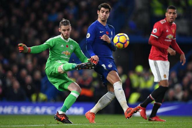 """MU đấu Chelsea: Đại chiến hạng hai, """"The Blues"""" sẽ mất vé C1? 1"""