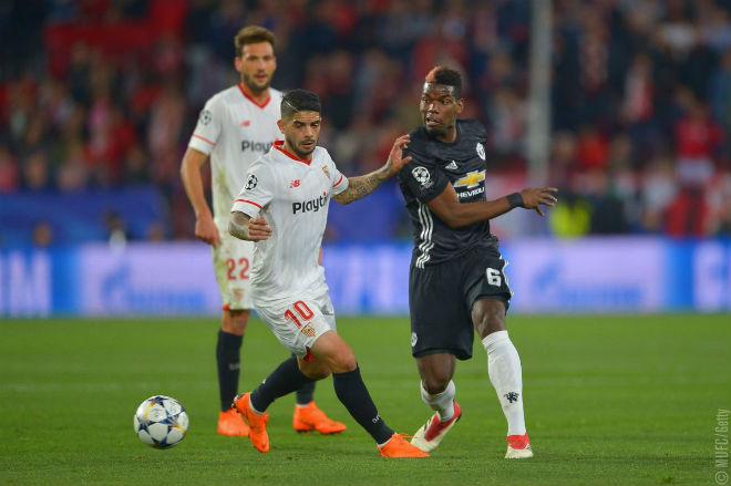 MU bất lực trước Sevilla: Mourinho hạnh phúc, Pogba không phải siêu sao 2