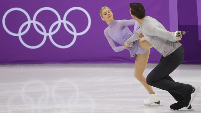 """Môn thể thao """"đỏ mặt"""" nhất Olympic: Dàn mỹ nhân khoe đường cong táo bạo 3"""