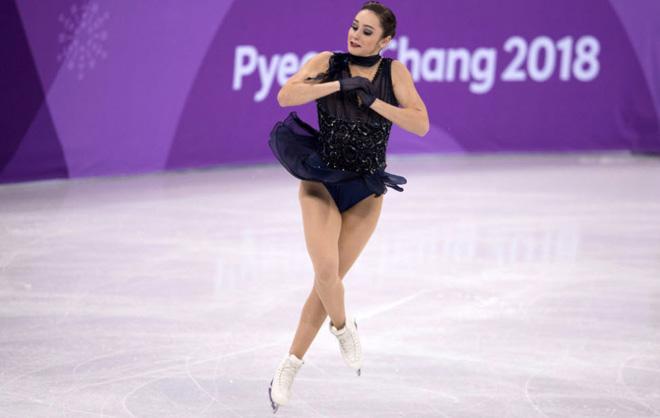 """Môn thể thao """"đỏ mặt"""" nhất Olympic: Dàn mỹ nhân khoe đường cong táo bạo 11"""