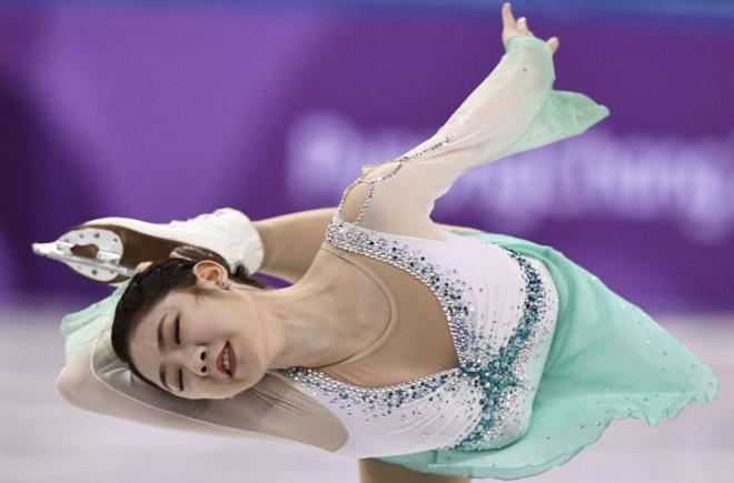 """Môn thể thao """"đỏ mặt"""" nhất Olympic: Dàn mỹ nhân khoe đường cong táo bạo 9"""