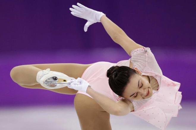 """Môn thể thao """"đỏ mặt"""" nhất Olympic: Dàn mỹ nhân khoe đường cong táo bạo 2"""