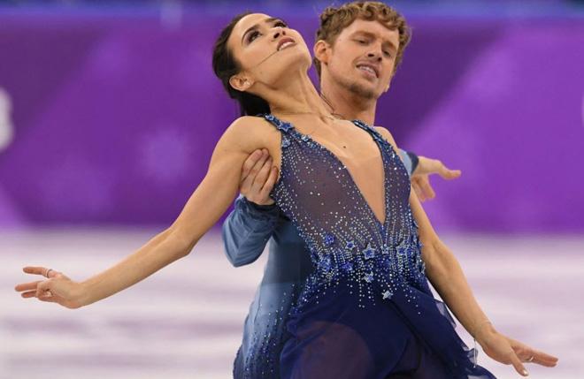 """Môn thể thao """"đỏ mặt"""" nhất Olympic: Dàn mỹ nhân khoe đường cong táo bạo 7"""