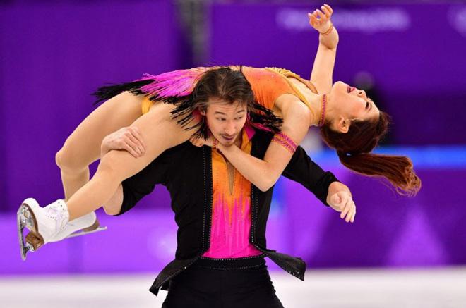 """Môn thể thao """"đỏ mặt"""" nhất Olympic: Dàn mỹ nhân khoe đường cong táo bạo 12"""