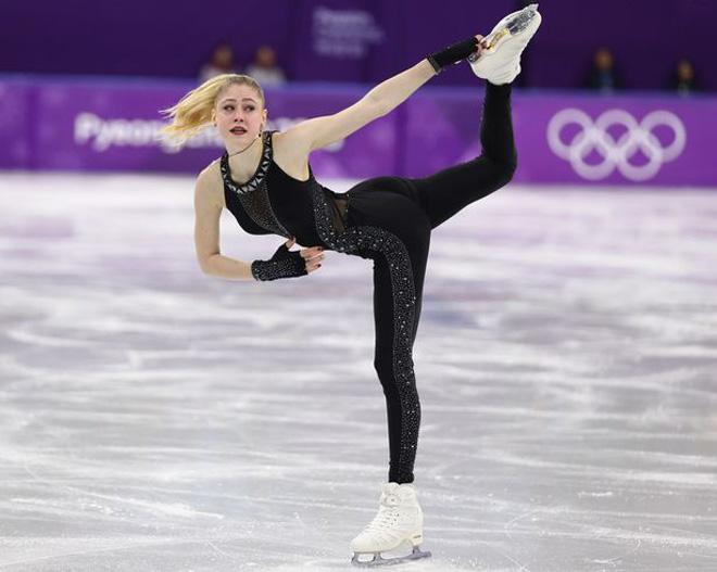 """Môn thể thao """"đỏ mặt"""" nhất Olympic: Dàn mỹ nhân khoe đường cong táo bạo 4"""