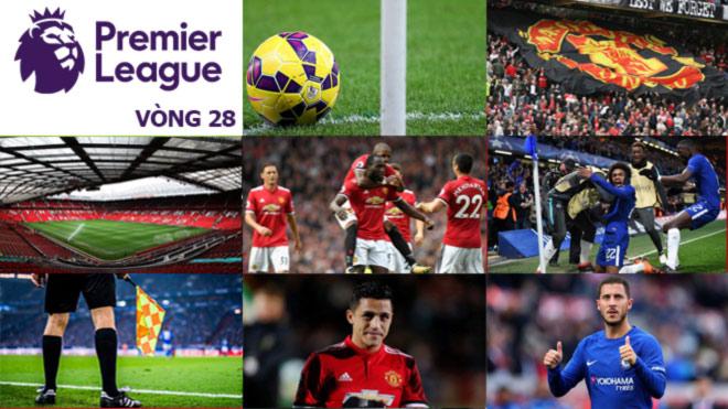 Ngoại hạng Anh trước vòng 28: Đỉnh cao đại chiến Mourinho - Conte 2