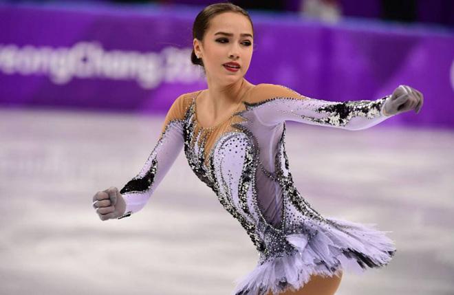 Nữ thần 15 tuổi Olympic mùa đông: