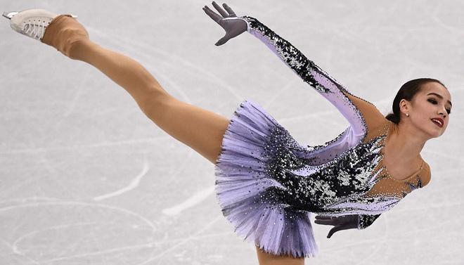 """Nữ thần 15 tuổi Olympic mùa đông: """"Đè"""" mỹ nhân, cứu cả """"đoàn Nga"""" 6"""
