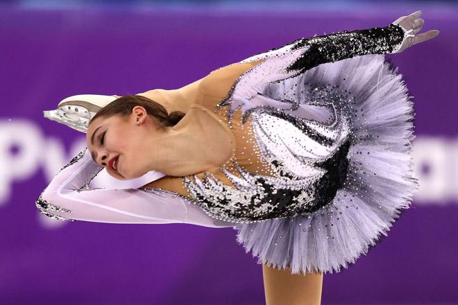 """Nữ thần 15 tuổi Olympic mùa đông: """"Đè"""" mỹ nhân, cứu cả """"đoàn Nga"""" 10"""