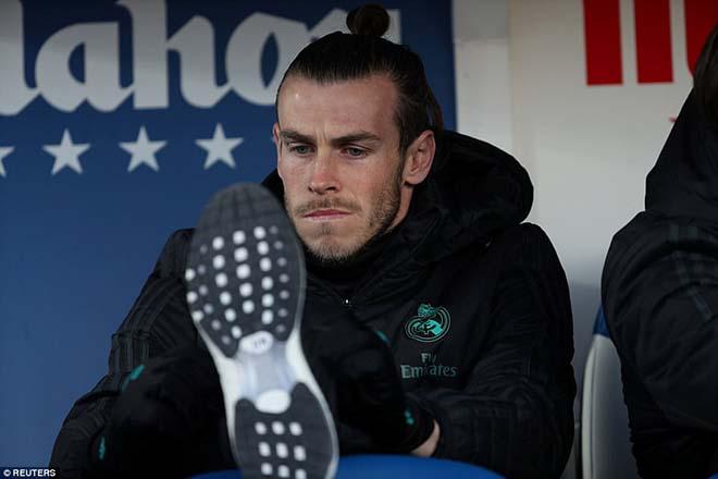 """Real tái đấu PSG: Bale buồn ra mặt, nghi bị Ronaldo """"cấm cửa"""" đá chính"""