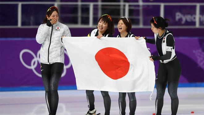 Tin nóng Olympic mùa đông 22/2: Người đẹp Nhật phá kỷ lục thế giới đoạt HCV 1