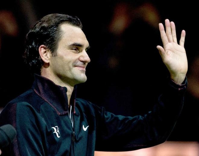 """Khuynh đảo làng quần vợt: """"Vua"""" Federer & những siêu kỷ lục chờ phá năm 2018 2"""