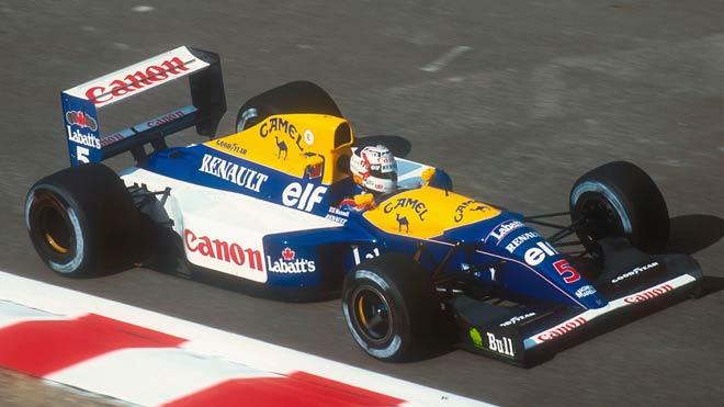 Đua xe F1: Đối tác ăn ý, xưng hùng xưng bá 2