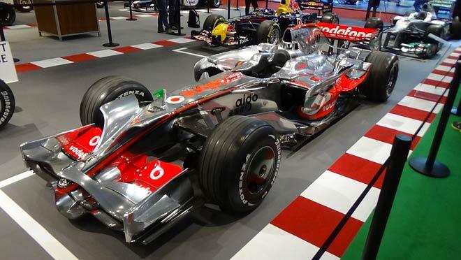 Đua xe F1: Đối tác ăn ý, xưng hùng xưng bá 3