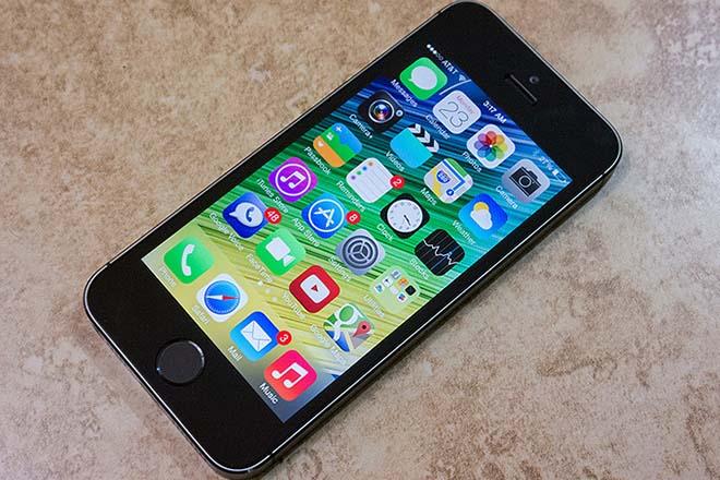 Liệu Apple có cho phép iPhone 5s cập nhật lên iOS 12?