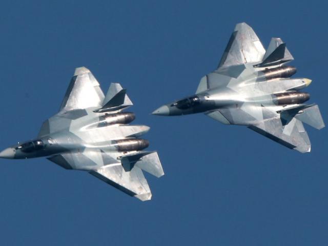 Hé lộ mục đích Nga đưa chiến đấu cơ tối tân Su-57 tới Syria - 2