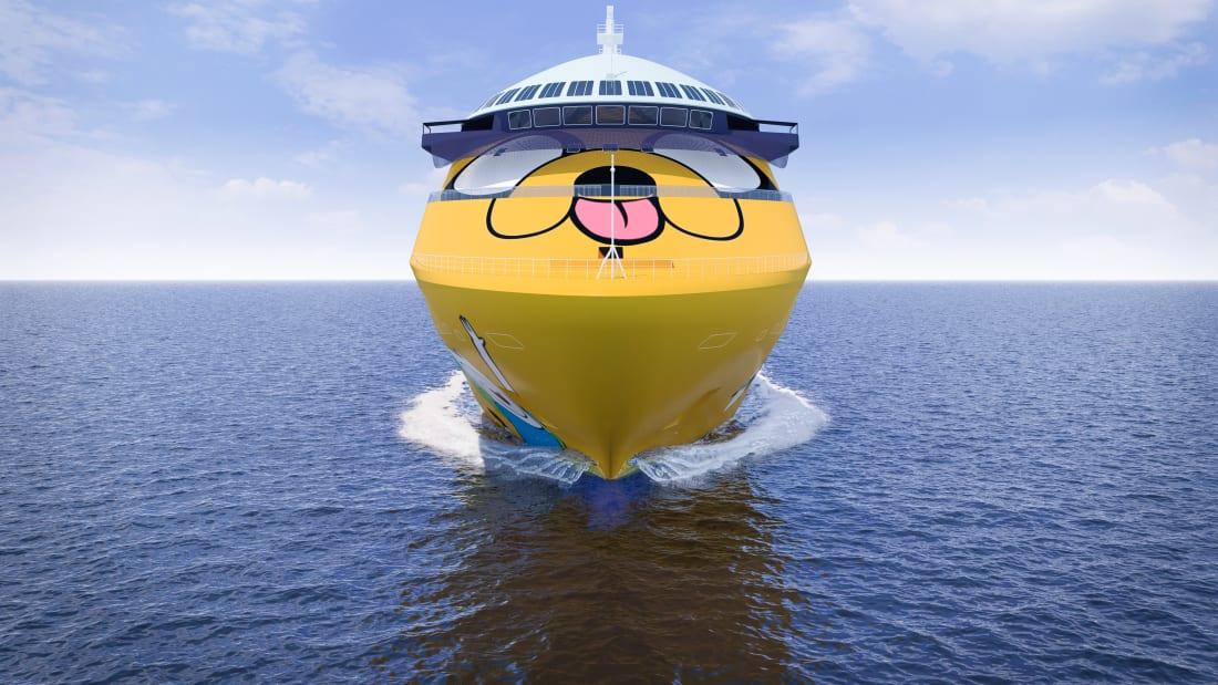 Đứa trẻ nào cũng mê tít nếu được du hành trên con tàu tuyệt vời này - 3