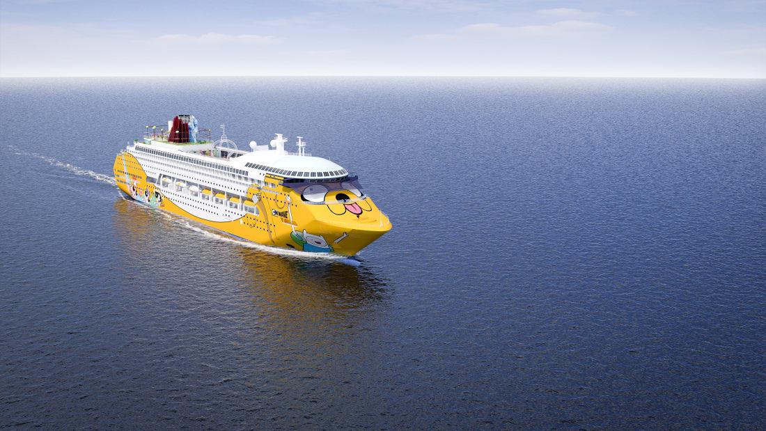 Đứa trẻ nào cũng mê tít nếu được du hành trên con tàu tuyệt vời này - 2