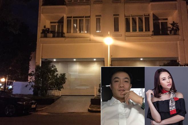 Có gì bên trong biệt thự Cường Đô La - bạn trai Đàm Thu Trang? - 1