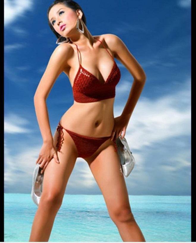 Mai Phương Thúy khoe lại ảnh bikini hot nhất trong suốt 11 năm làm hoa hậu