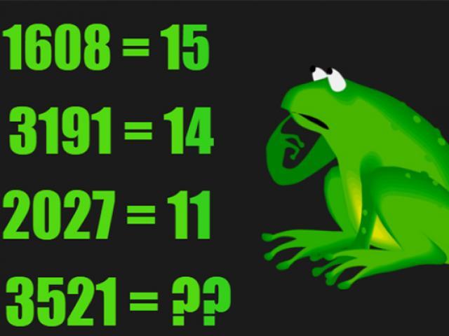 Bài kiểm tra IQ cực khó nhằn kiểm tra chỉ số thông minh của bạn - 1