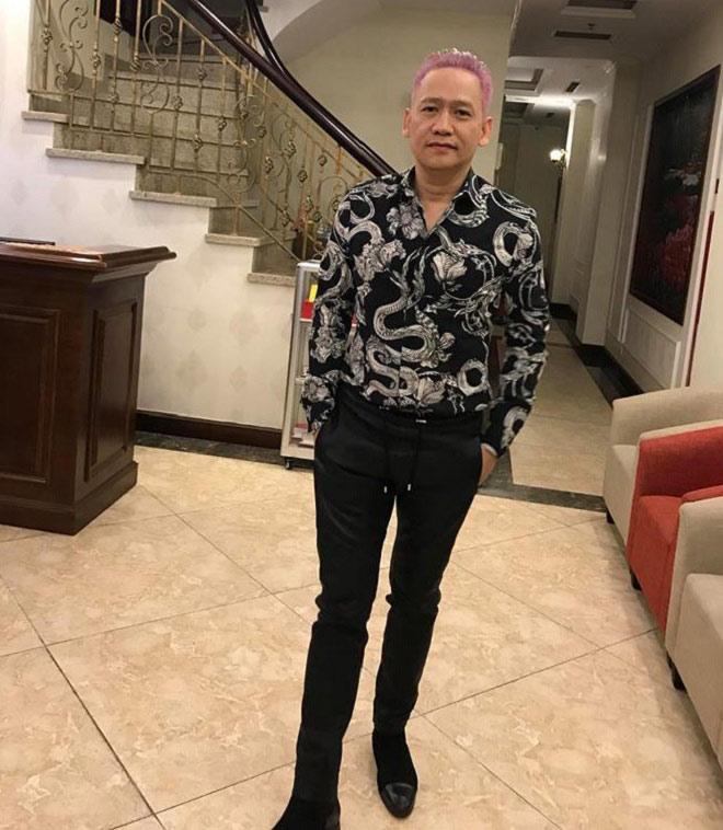 Ca sĩ Duy Mạnh và dàn sao Việt gây chú ý với tóc