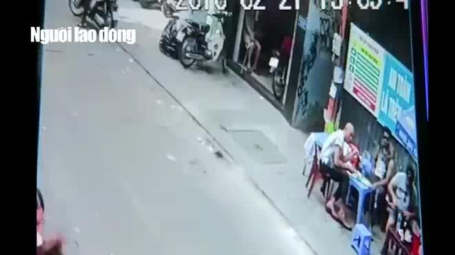 Du khách Đức kể lại việc bị cướp ở trung tâm TP HCM