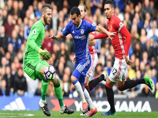 """De Gea quá khó hạ: Chelsea – Conte mưu """"lấy thịt đè người"""" đấu MU 4"""