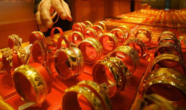 Giá vàng thế giới diễn biến thế nào dịp cuối tuần?