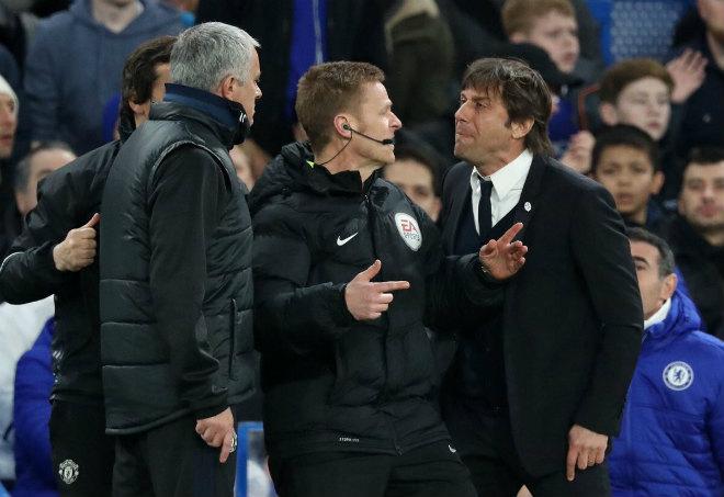 """MU đại chiến Chelsea: Từng mắc bẫy Mourinho, Conte chờ """"báo thù"""" ngọt ngào 1"""