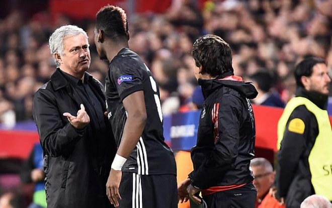 """MU loạn vì Pogba - Mourinho: Siêu cò ra tay, Real & Barca """"thả câu"""" 1"""