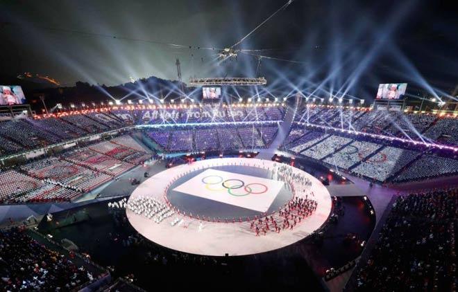 """Olympic 2018 siêu khủng: Tiêu 13 tỷ đô, 109 triệu đô dùng 3 tuần rồi """"đốt"""""""