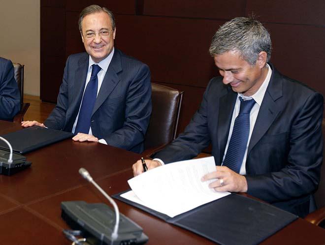 """Real xây Dải ngân hà 3.0: """"Đánh úp"""" MU, đưa Mourinho về Bernabeu 3"""