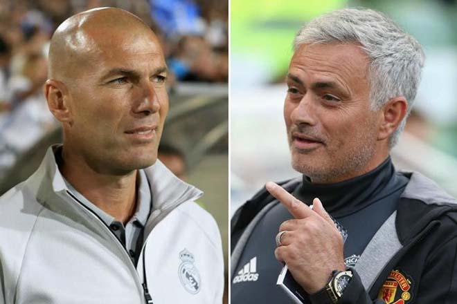 """Real xây Dải ngân hà 3.0: """"Đánh úp"""" MU, đưa Mourinho về Bernabeu 1"""