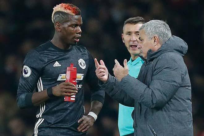 "Họp báo MU - Chelsea: Mourinho khen Pogba - Lukaku, ""coi thường"" Conte - 3"