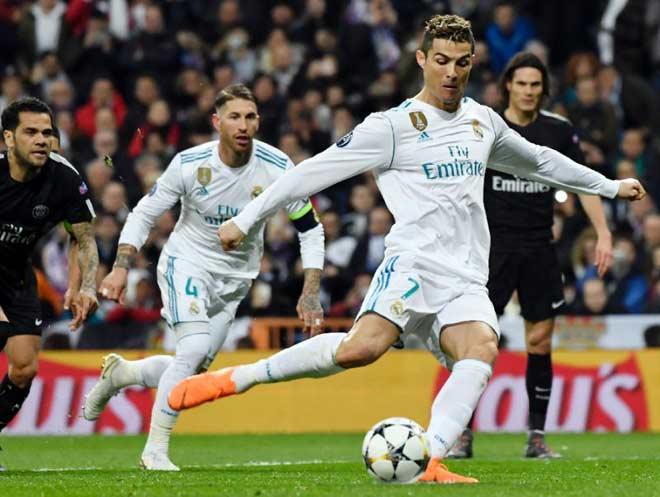 """Vì sao Ronaldo là """"mèo"""" La Liga, """"mãnh hổ"""" ở Cúp C1? 2"""