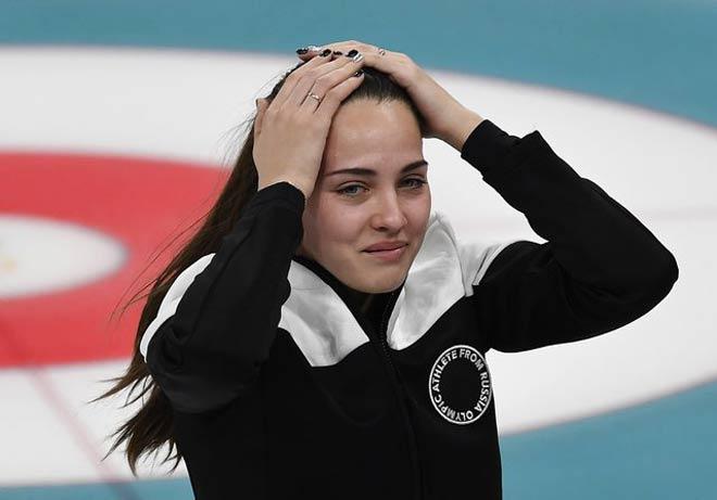 Vợ quá đẹp, nam VĐV bị xử tội: Đổ lỗi Olympic mùa đông có kẻ ghen tức 6